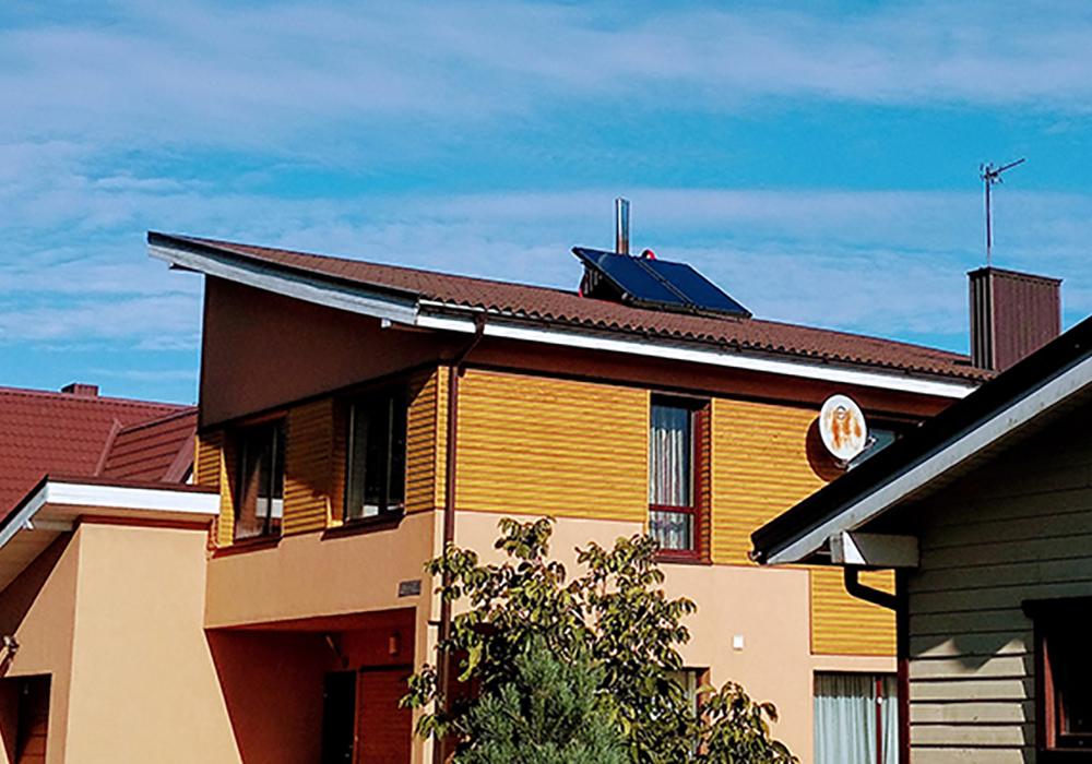 Saulės kolektorius